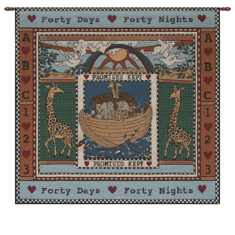 Promises Kept Fine Art Tapestry
