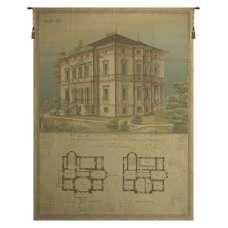Villa Vianello In Vittorio European Tapestry
