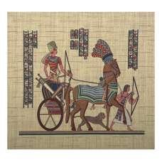 The Off to Battle Stretched Wall Tapestry