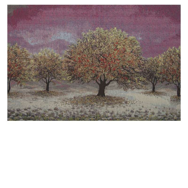 Anticipating Spring Stretched Wall Tapestry