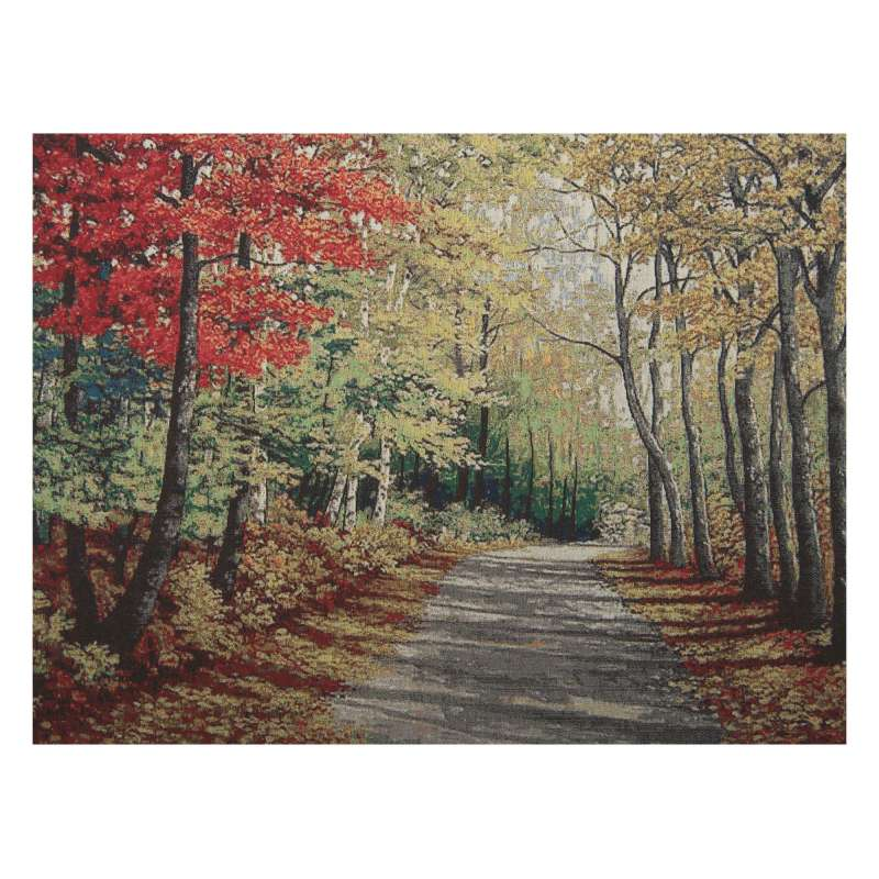Into the Woods Stretched Wall Tapestry