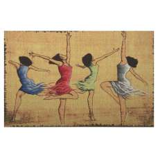 AKS080 Stretched Wall Tapestry