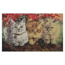 AKS130 Stretched Wall Tapestry