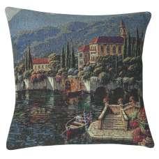 Lakeside Villa Decorative Pillow Cushion Cover