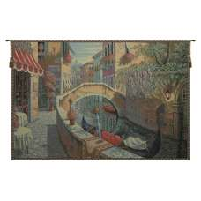 Venezia Romantica Italian Tapestry Wall Hanging