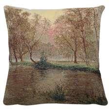 An Autumn Glade Decorative Pillow Cushion Cover
