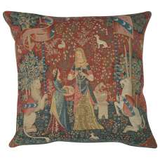 The Smell 1 Large French Tapestry Cushion