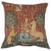 The Sight 1 Large French Tapestry Cushion