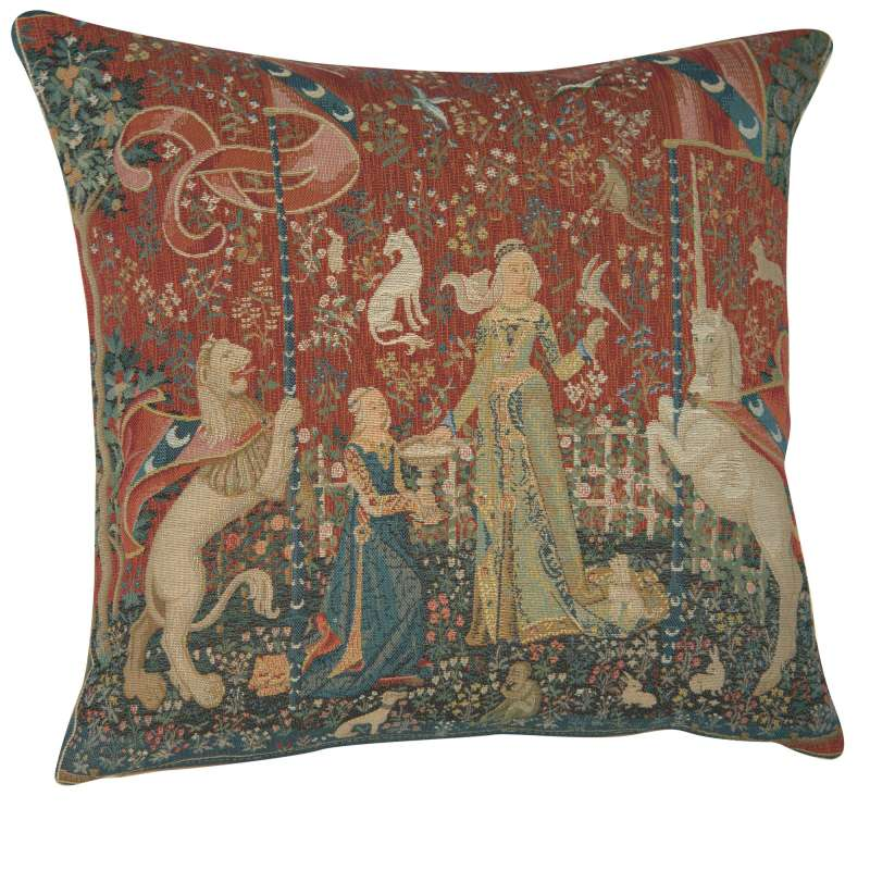 The Taste 1 Large French Tapestry Cushion