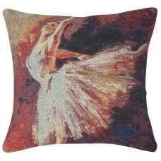 The Ballerina Decorative Pillow Cushion Cover