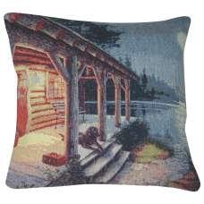 Moonlight Retreat II Decorative Pillow Cushion Cover