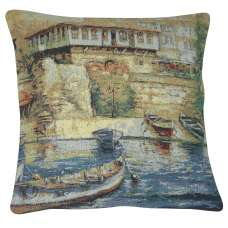 The Lakeside Overlook Decorative Pillow Cushion Cover