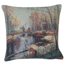 Placid Autumn Glade Decorative Pillow Cushion Cover