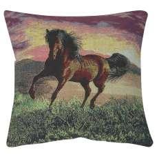 Gallop II Decorative Pillow Cushion Cover