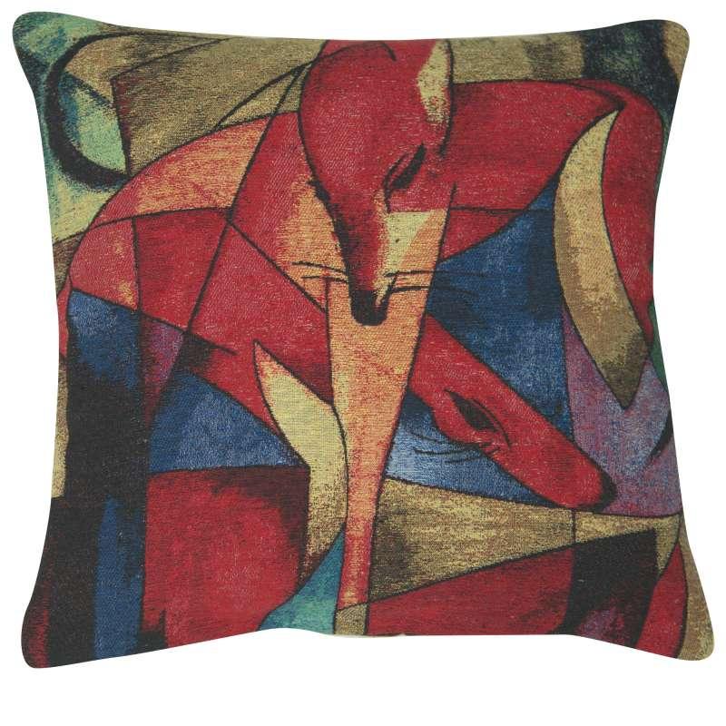 Modern Fox Decorative Pillow Cushion Cover