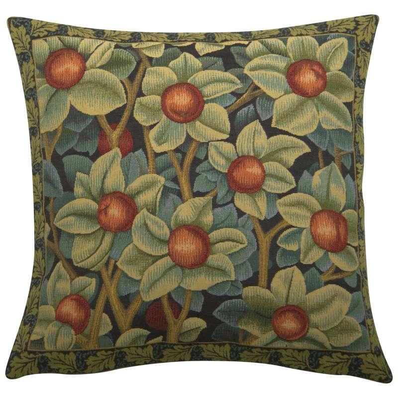 Orange Tree by William Morris European Cushion Cover