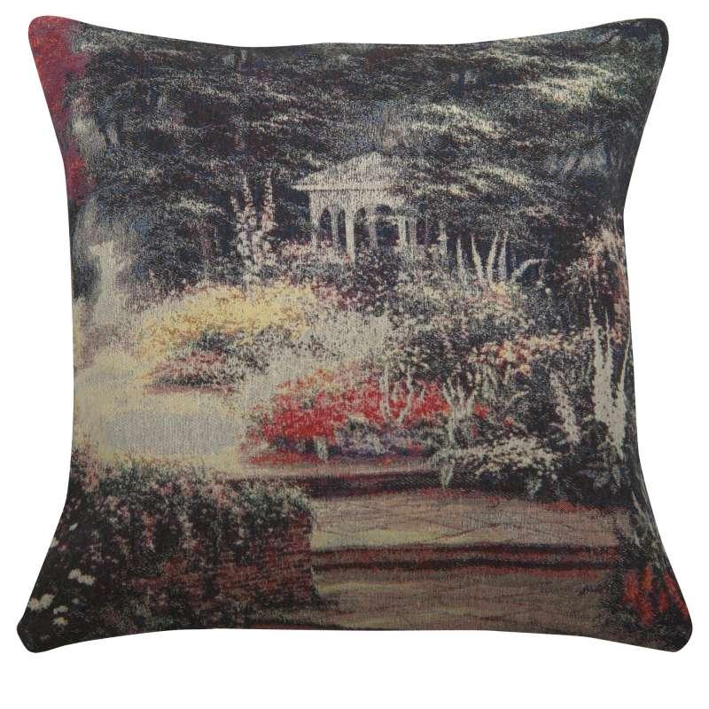 Secluded Garden Gazebo Decorative Pillow Cushion Cover