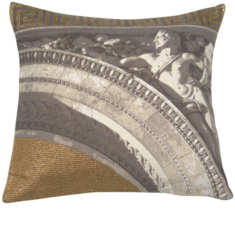 Victoire Decorative Tapestry Pillow