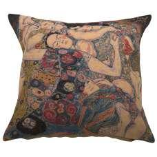 The Virgin by Klimt European Cushion Cover