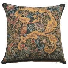 Owl and Pigeon European Cushion Cover