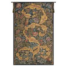 Owl and Pigeon II European Tapestry