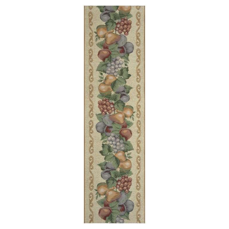 Fall Fruit Table Runner Tapestry