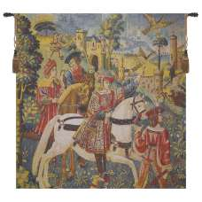 Castle & Monument Tapestry