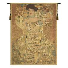 Adele by Klimt European Tapestries