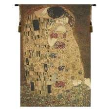 Kiss of Klimt without Border European Tapestries