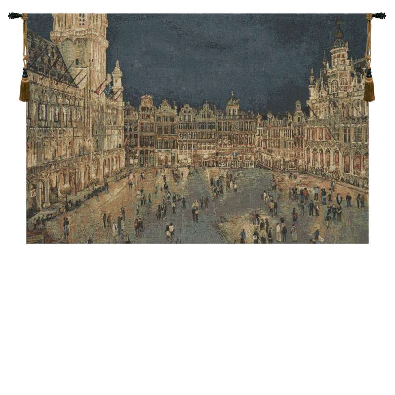 Grand Place Italy European Tapestries