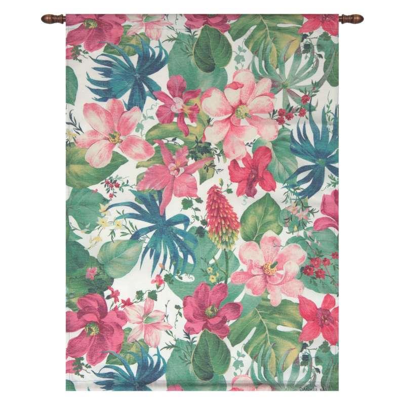 Tropical Dream Dyed Fiber Optic Fine Art Tapestry