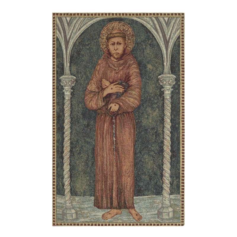 San Francesco con Colonne European Tapestries