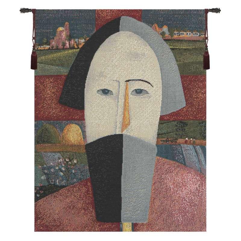 Testa del Contadino European Tapestries