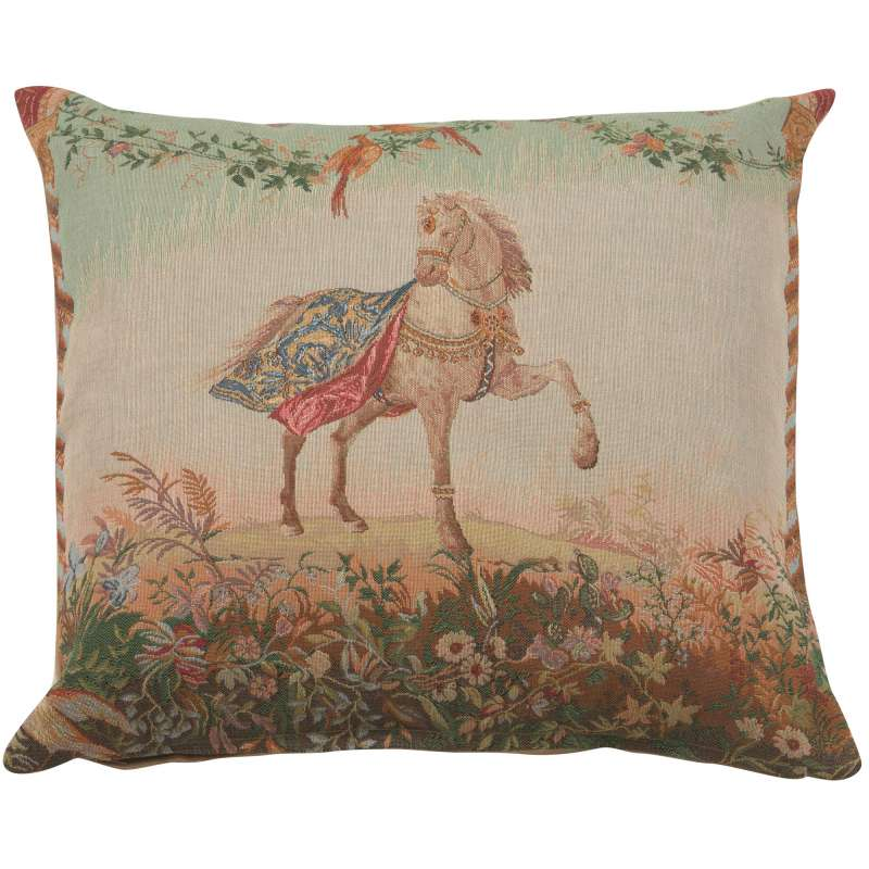 Cheval Large French Tapestry Cushion