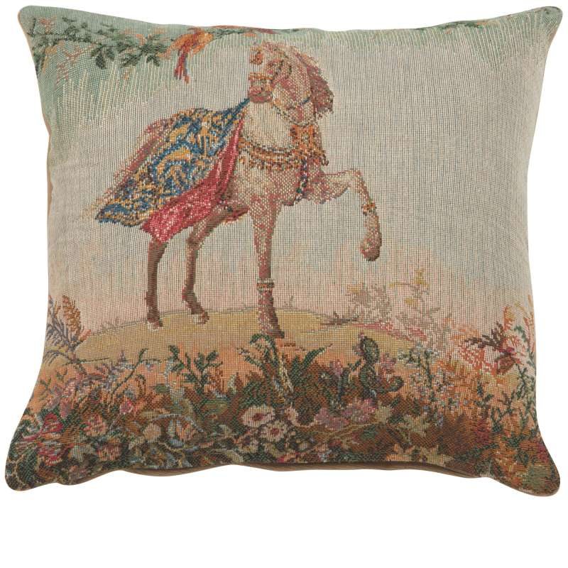 Cheval Small French Tapestry Cushion