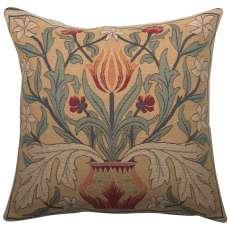 The Tulip William Morris European Cushion Cover