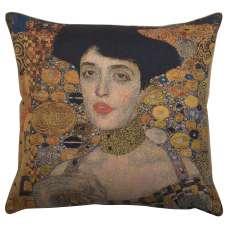 Lady In Gold II by Klimt European Cushion Cover
