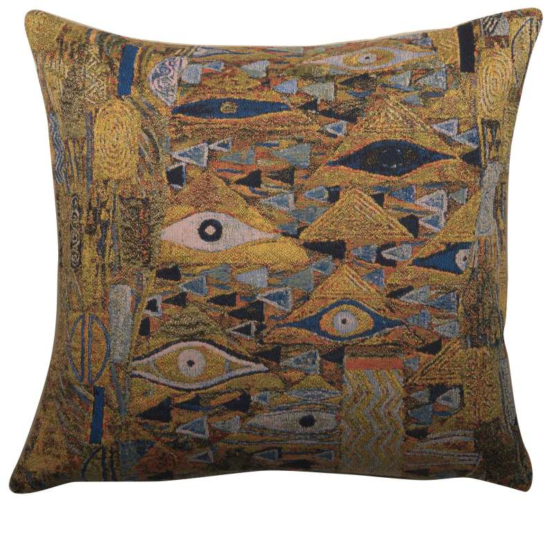 Patchwork II by Klimt European Cushion Cover