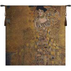 Lady In Gold by Klimt European Tapestry