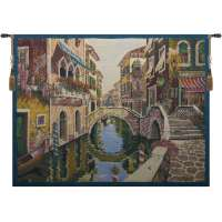 Venice Venetie Light Flanders Tapestry Wall Hanging