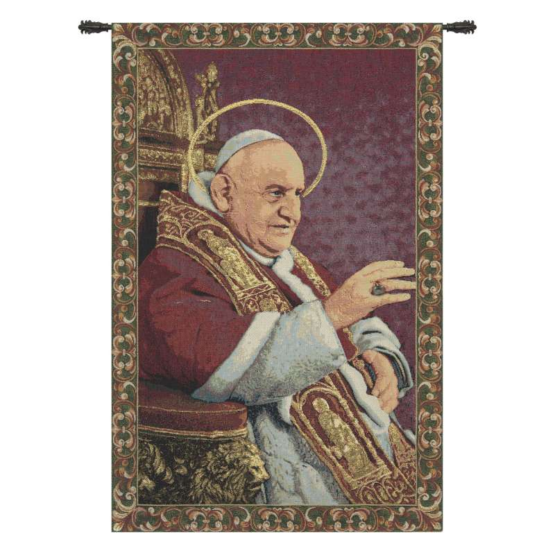 Pope John XXIII Halo European Tapestries
