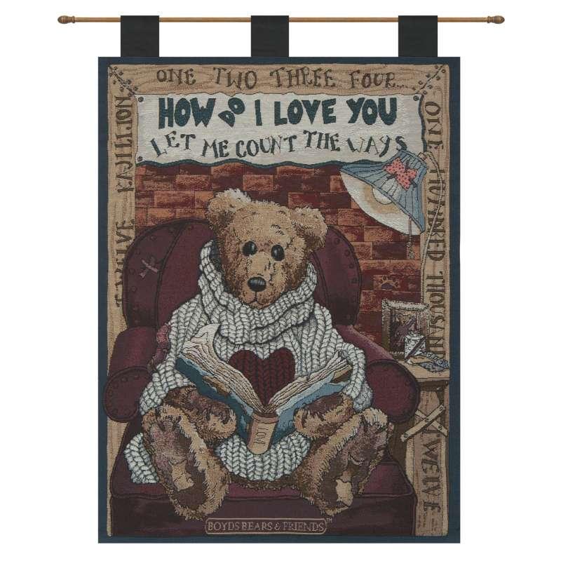 Wilson Love Son Fine Art Tapestry