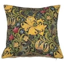 Golden Lily William Morris European Cushion Cover