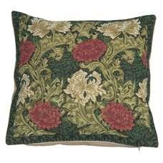 Chrysanthemum Multi Belgian Cushion Cover
