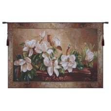 Simply Floral Tapestry Wall Hanging