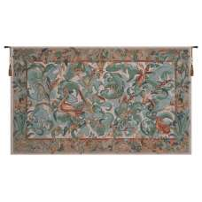 Animals Arisoloches Light French Tapestry
