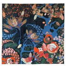 Le Jardin De Tal Square French Tapestry Wall Hanging