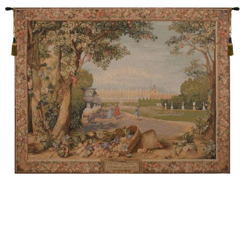 Versailles III French Tapestry