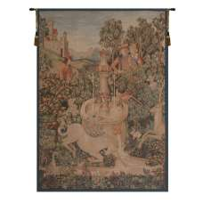 Licorne A La Fontaine I French Tapestry