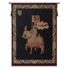 Le Chevalier Fond Uni French Tapestry